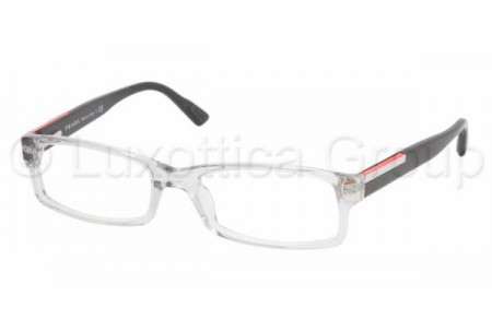 Prada Suport PS 10AV AAA1O1 SMOKE CRYSTAL