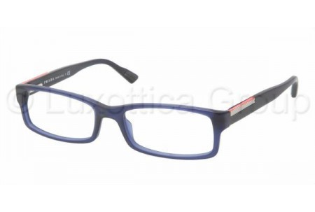 Prada Suport PS 10AV IAW1O1 MATTE BLUE