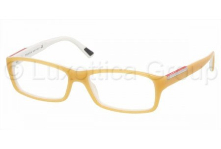 Prada Suport PS 11AV GP41O1 TOP GORSE/WHITE