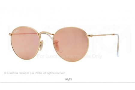 Ray-Ban 0RB3449 ROUND METAL 112Z2 3449