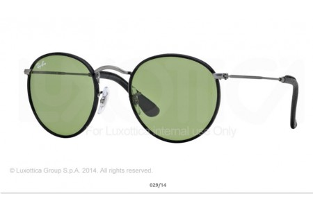 Ray-Ban 0RB3475Q ROUND CRAFT  02914 3475