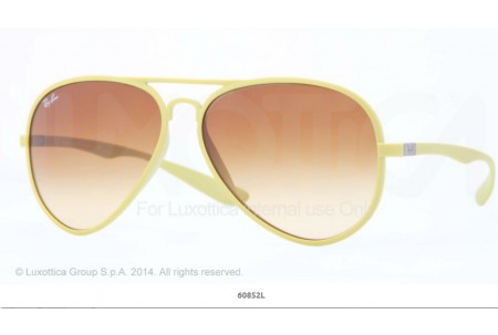 Ray-Ban 0RB4180 AVIATOR LITEFORCE 60852L 4180