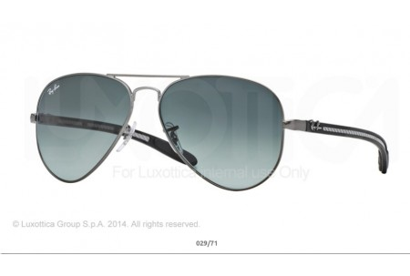 Ray-Ban 0RB8307 AVIATOR TM CARBON FIBRE 02971 8307
