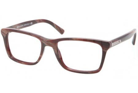 Bvlgari  0BV3022 5300 BROWN RED HORN