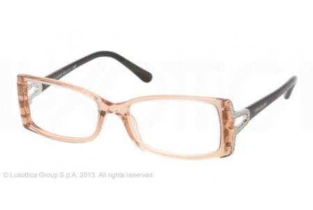 Bvlgari  0BV4049B 5060 LIGHT BROWN TRANSPARENT