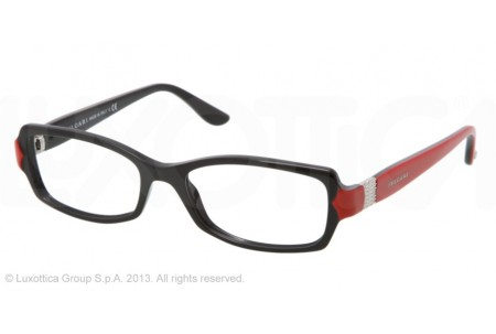 Bvlgari  0BV4051B 5200 TOP RED ON BLACK