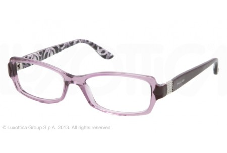 Bvlgari  0BV4051B 5112 TOP VIOLET ON TRANSPARENT