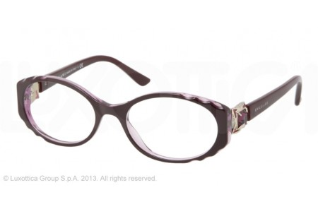 Bvlgari  0BV4054B 5112 TOP VIOLET ON TRANSPARENT