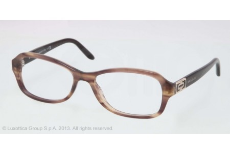 Bvlgari  0BV4076B 5240 STRIPED BROWN