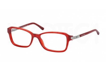 Bvlgari  0BV4090B 5319 TRANSPARENT RED