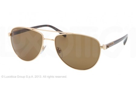 Bvlgari  0BV5026K 390/81 GOLD PLATED POLARIZED