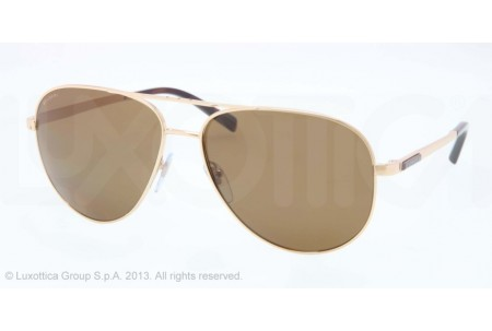 Bvlgari  0BV5029K 390/81 GOLD PLATED POLARIZED