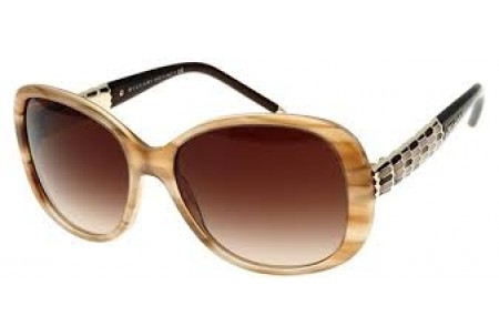 Bvlgari  0BV8133 523513 STRIPED HONEY