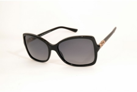 Bvlgari  0BV8139B 891/T3 BLACK POLARIZED