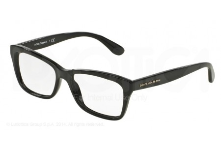 Dolce & Gabbana CONTEMPORARY 0DG3215 501 BLACK