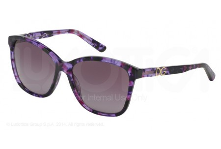 Dolce & Gabbana ICONIC LOGO 0DG4170PM 29128H VIOLET MARBLE