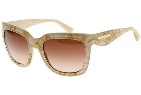 Dolce & Gabbana GOLD LEAF 0DG4197 274713 LEAF GOLD ON SAND