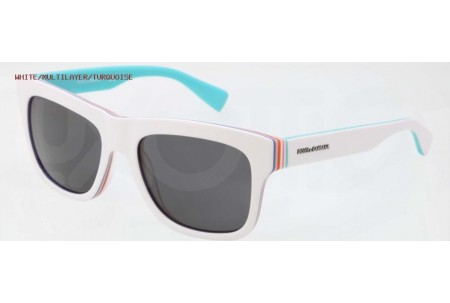 Dolce & Gabbana MULTICOLOR 0DG4203 276887 WHITE/MULTILAYER/TURQUOISE