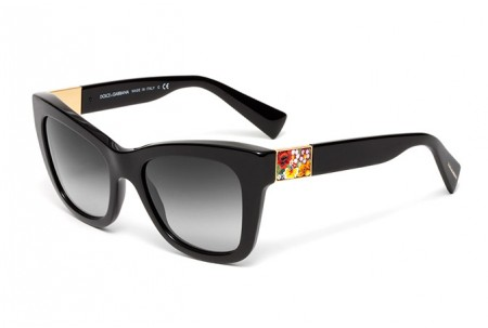 Dolce & Gabbana MOSAICO COLLECTION 0DG4214 501/8G BLACK