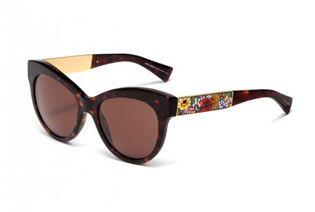 Dolce & Gabbana MOSAICO COLLECTION 0DG4215 502/73 HAVANA