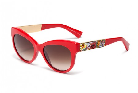 Dolce & Gabbana MOSAICO COLLECTION 0DG4215 588/13 RED