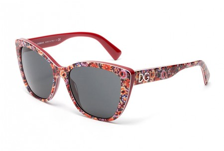 Dolce & Gabbana  0DG4216 279187 TOP MOSAIC ON RED