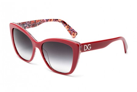 Dolce & Gabbana  0DG4216 27928G TOP RED ON MOSAIC