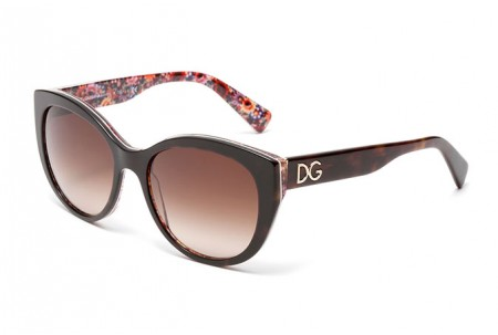 Dolce & Gabbana  0DG4217 279013 TOP HAVANA ON MOSAIC