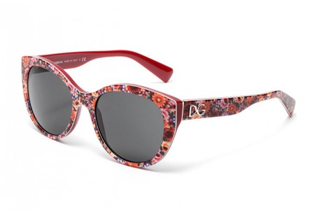 Dolce & Gabbana  0DG4217 279187 TOP MOSAIC ON RED