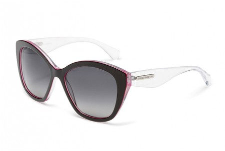Dolce & Gabbana 3 LAYERS 0DG4220 2794T3 BLACK/PEARL FUXIA/CRYST POLARIZED