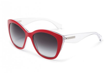 Dolce & Gabbana 3 LAYERS 0DG4220 27988G RED/WHITE PEARL/CRYST