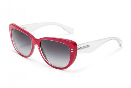 Dolce & Gabbana 3 LAYERS 0DG4221 27758G TOP CRYSTAL ON PEARL RED