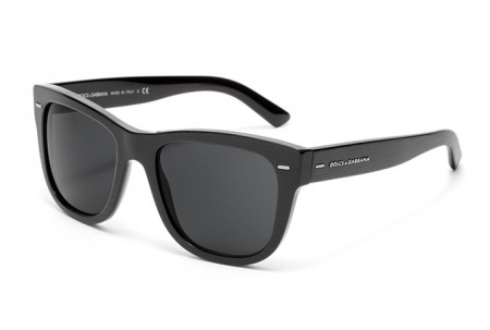 Dolce & Gabbana NEW BOND STREET 0DG4223 282087 BRUSHED BLACK