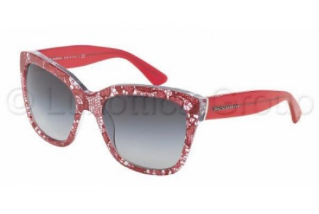 Dolce & Gabbana LACE 0DG4226 28528G RED LACE