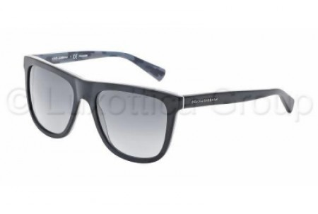 Dolce & Gabbana URBAN 0DG4229 2803T3 TOP BLACK/MATTE MIMETIC POLARIZED