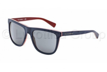 Dolce & Gabbana URBAN 0DG4229 187287 TOP BLUE ON MATTE RED