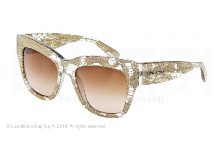 Dolce & Gabbana ALMOND FLOWERS 0DG4231 285113 GOLD LACE