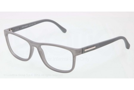 Dolce & Gabbana OVER-MOLDED RUBBER 0DG5003 2617 TRANSPARENT GRAY RUBBER