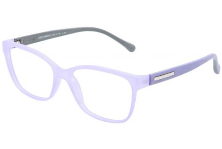 Dolce & Gabbana OVER-MOLDED RUBBER 0DG5008 2817 LILAC DEMI TRANSP RUBBER