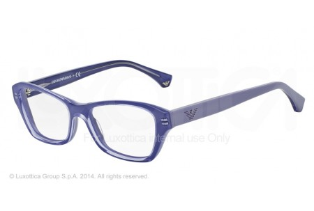 Emporio Armani 0EA3032 5225 TRANSPARENT LILAC ON LILAC