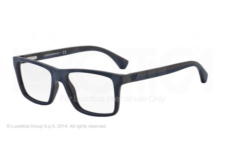 Emporio Armani 0EA3034 5230 BLUE/RUBBER BROWN