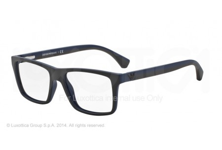 Emporio Armani 0EA3034 5231 BROWN/RUBBER BLUE