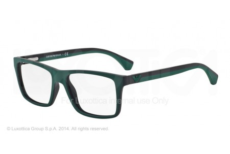 Emporio Armani 0EA3034 5232 GREEN/RUBBER BLACK