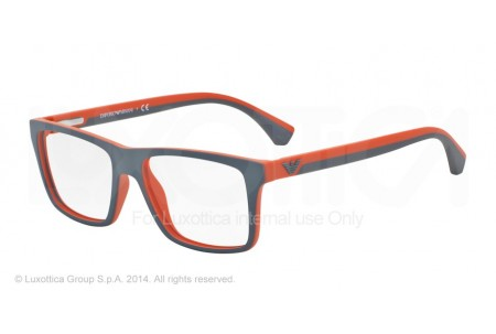 Emporio Armani 0EA3034 5233 GREY/RUBBER ORANGE
