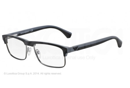 Emporio Armani 0EA3035 5229 BLACK/RUBBER GREY