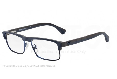 Emporio Armani 0EA3035 5230 BLUE/RUBBER BROWN