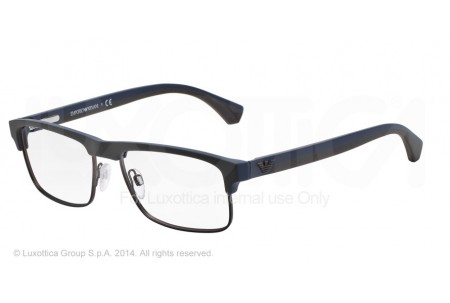 Emporio Armani 0EA3035 5231 BROWN/RUBBER BLUE