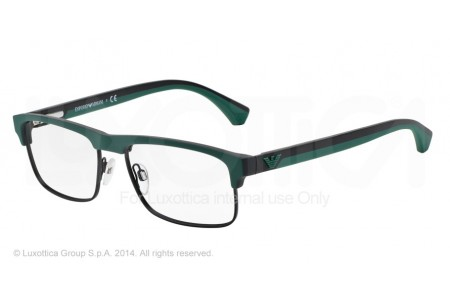 Emporio Armani 0EA3035 5232 GREEN/RUBBER BLACK