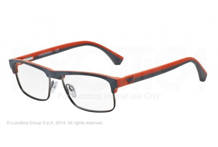 Emporio Armani 0EA3035 5233 GREY/RUBBER ORANGE