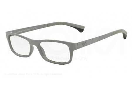 Emporio Armani 0EA3037 5262 MATTE LIGHT GREY